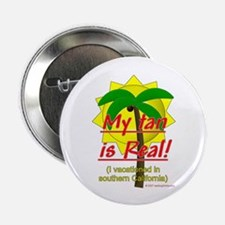 """Southern California vacation 2.25"""" Button (10 pack"""