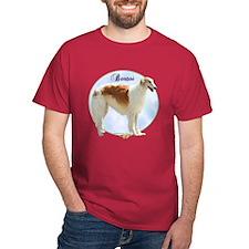 Borzoi Portrait T-Shirt