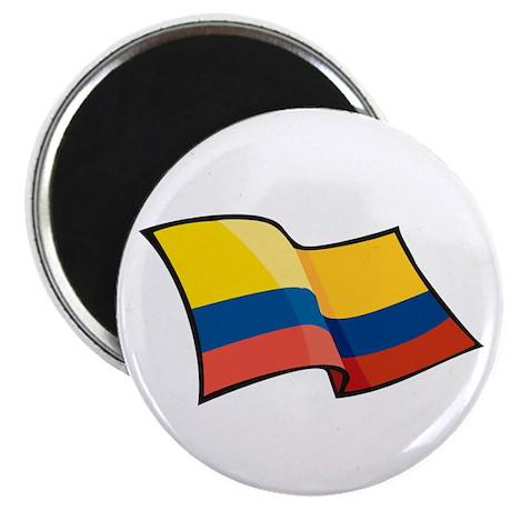 "Colombian Flag 2.25"" Magnet (100 pack)"