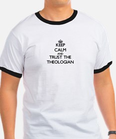 Keep Calm and Trust the Theologian T-Shirt