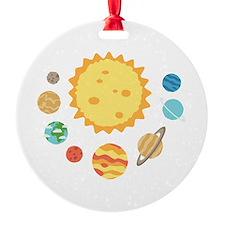 SOLAR SYSTEM Ornament