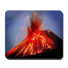 Krakatoa Volcano Hawaii Mousepad