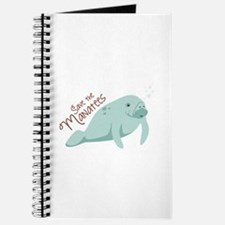Save The Manatees Journal