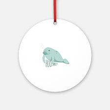 HUG ME! Ornament (Round)