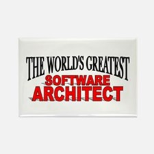 """""""The World's Greatest Software Architect"""" Rectangl"""