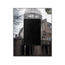 A bomb dome hiroshima Picture Frame
