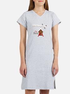 Love Birds Women's Nightshirt