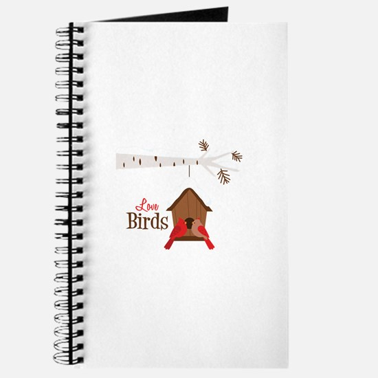 Love Birds Journal