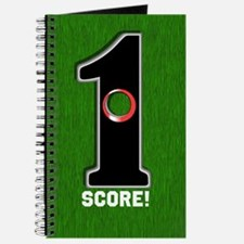 Customized Lucky Golf Hole in One Journal