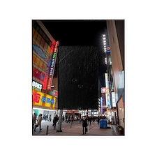 akihabara neon Picture Frame
