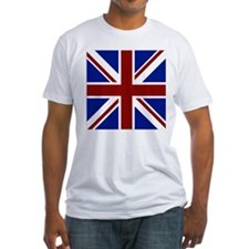 union jack square.jpg T-Shirt