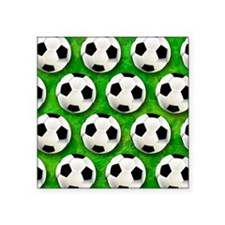 Soccer Ball Football Pattern Sticker
