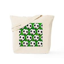 Soccer Ball Football Pattern Tote Bag