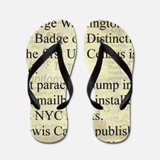 August 2nd Flip Flops