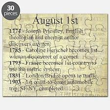 August 1st Puzzle