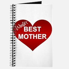 WORLD'S BEST MOTHER Journal