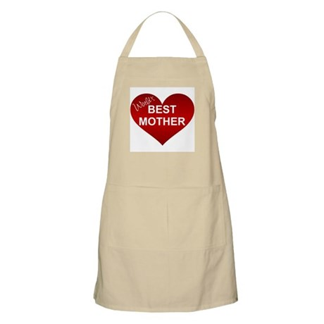 WORLD'S BEST MOTHER BBQ Apron