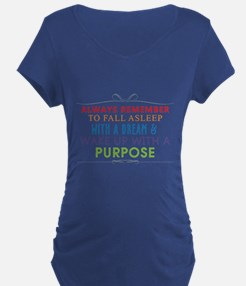 Wake Up With a Purpose T-Shirt