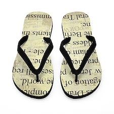 September 26th Flip Flops