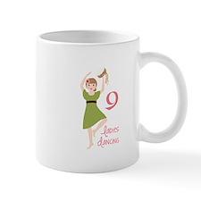 9 laDies daNciNG Mugs