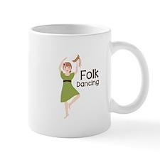 Folk Dancing Mugs