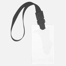 Greenville Luggage Tag