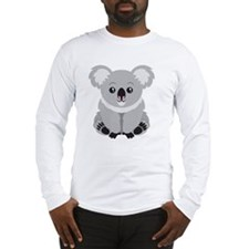 Cute Koala Bear  Long Sleeve T-Shirt