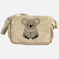 Cute Koala Bear  Messenger Bag