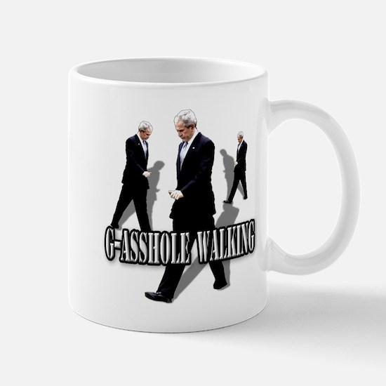 Bush is a Gasshole Mug
