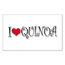 Cute Quinoa Decal