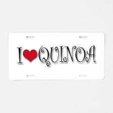 Funny Gluten free Aluminum License Plate