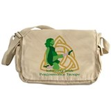 Intensely irish Canvas Bags