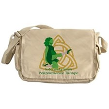 Intensely Irish Messenger Bag