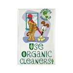 Organic Cleaners Magnets