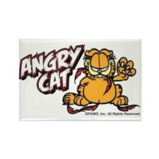 Angry Cat Magnets