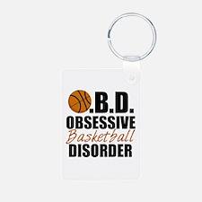 Funny Basketball Keychains