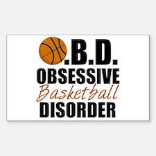 Funny Basketball Decal