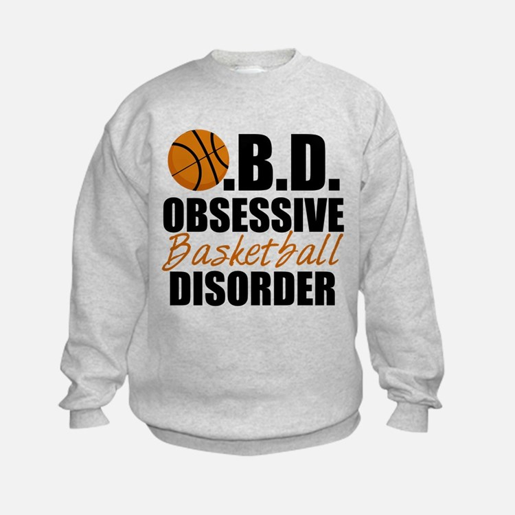 Funny Basketball Sweatshirt