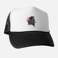 Hawkeye Ripped Trucker Hat