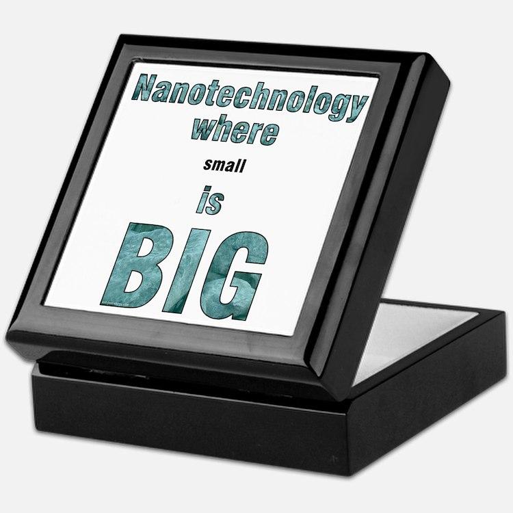 Nanotechnology is Big Keepsake Box