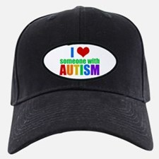 Autism Love Baseball Hat