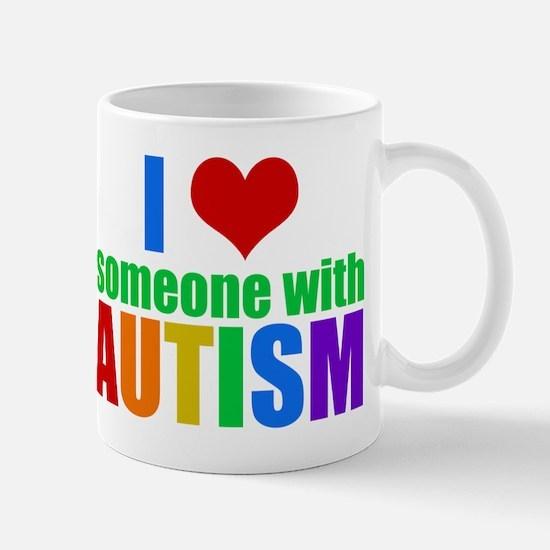 Autism Love Mug