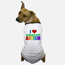 Autism Love Dog T-Shirt