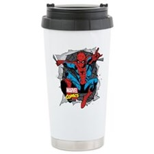 Spiderman Ripped Travel Mug