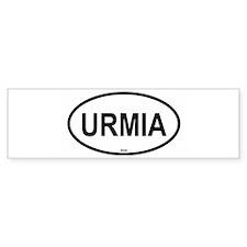 urmia Bumper Bumper Sticker
