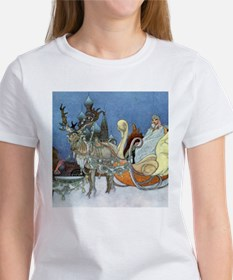 Snow Queen Ice Princess T-Shirt