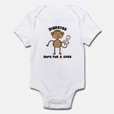 Diabetes Hope For A Cure Infant Bodysuit