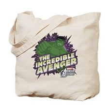 The Incredible Avenger Tote Bag