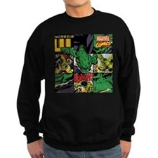 Hulk Paint Sweatshirt