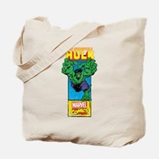 Hulk Mast Head Tote Bag